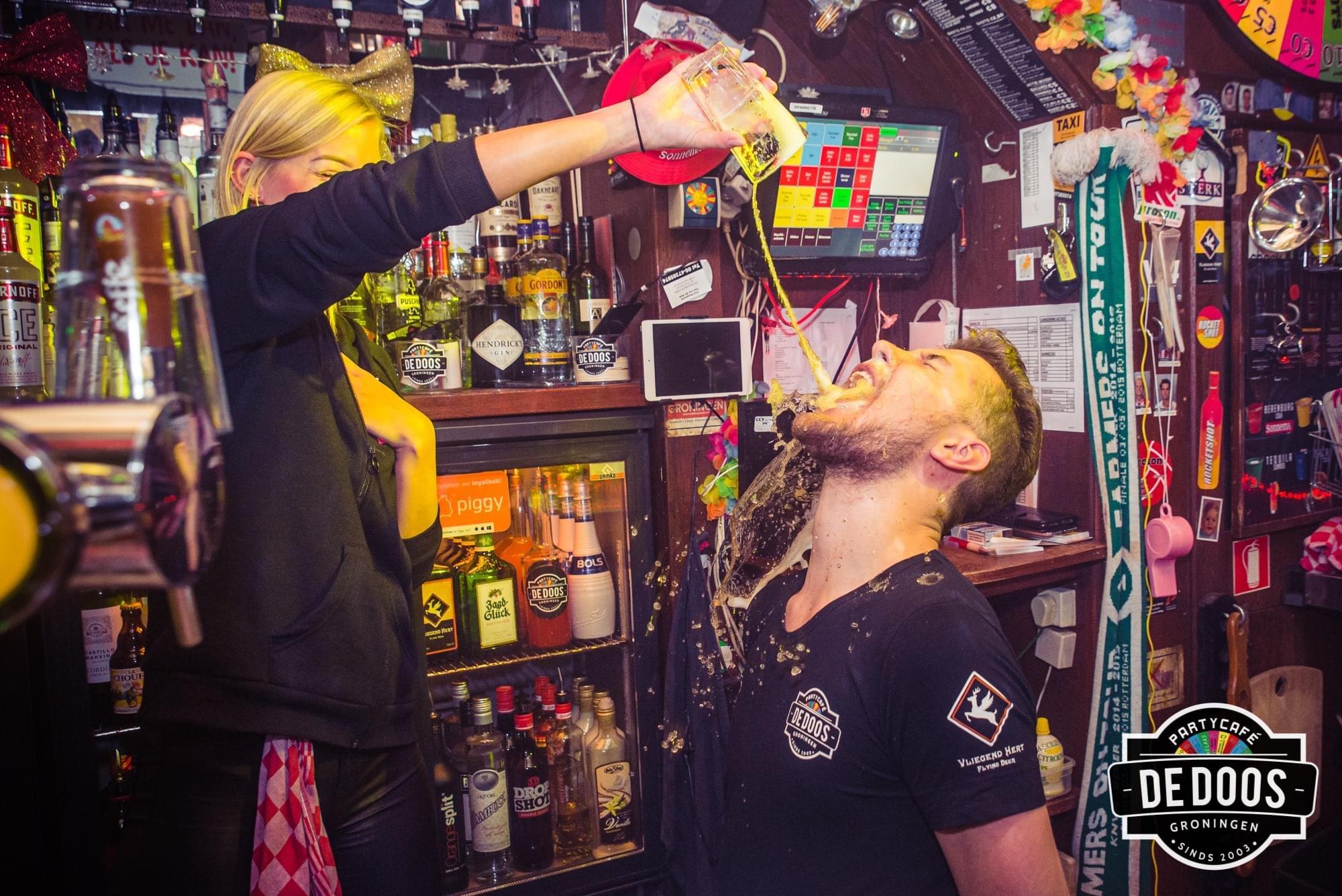 Bierproeverij Groningen - Café de Doos