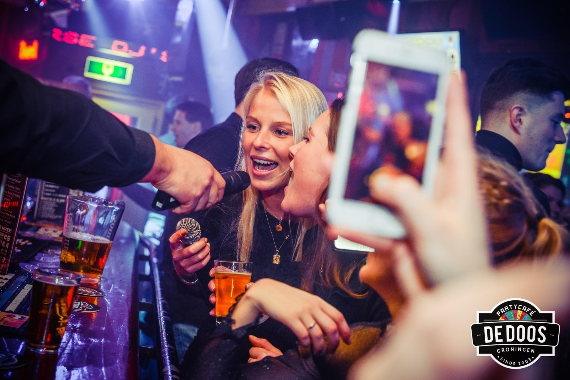 Karaoke in Groningen - Café de Doos
