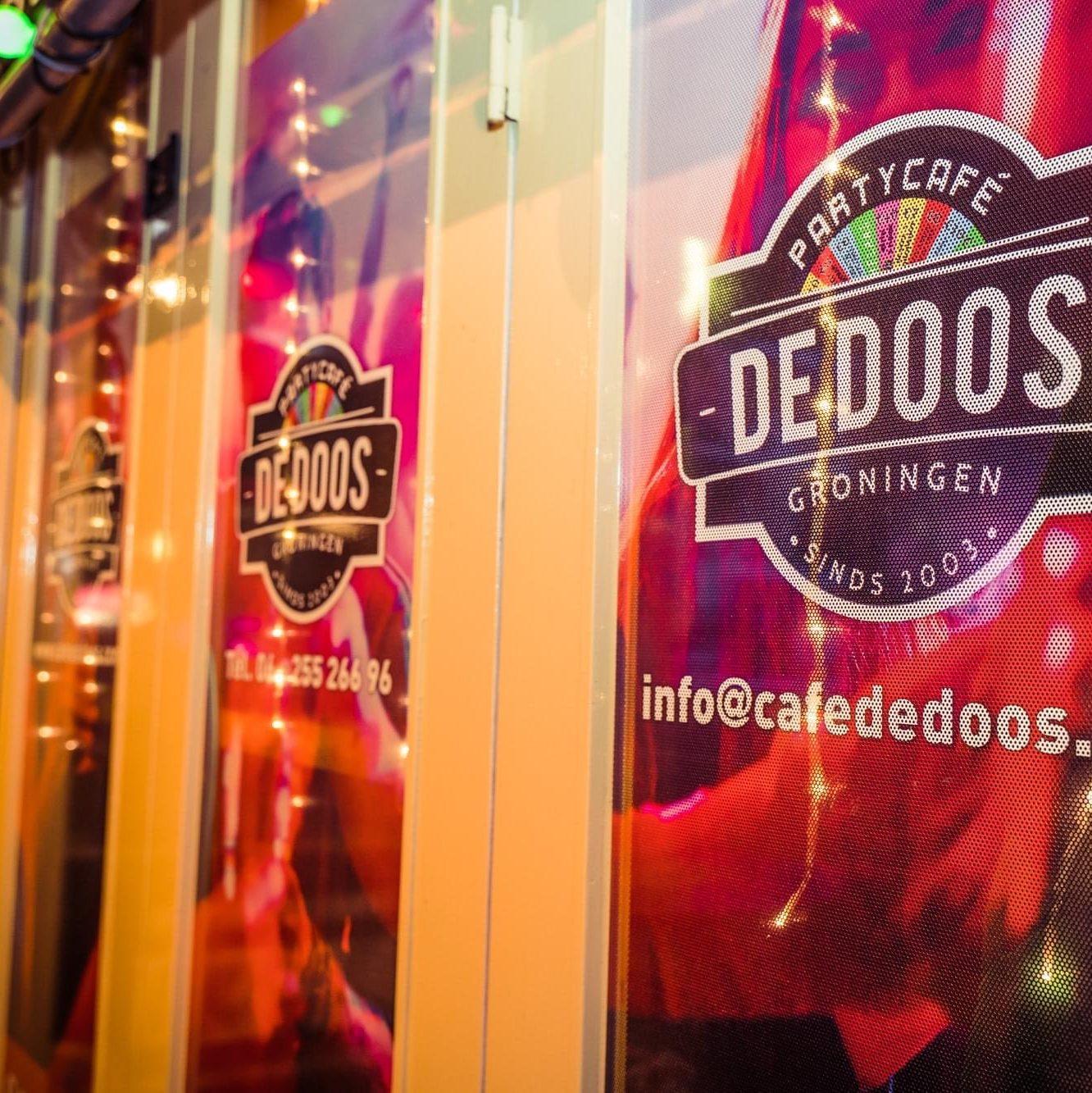 Café de Doos - Contact